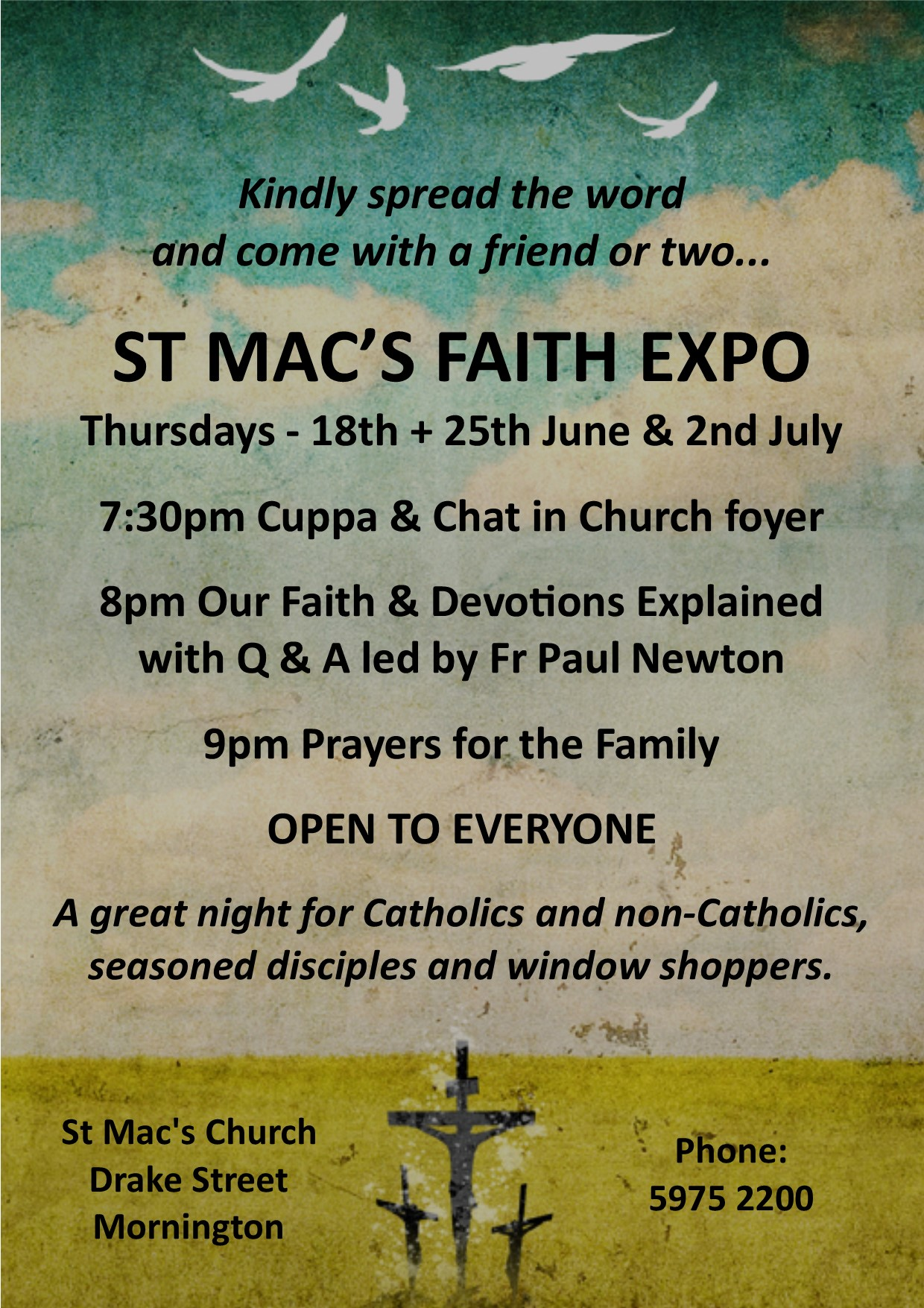 faith expo